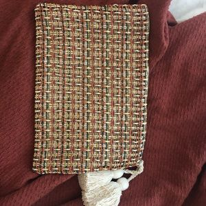Large Madewell Zip Pouch